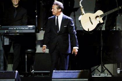 Luis Miguel actuará en el Palau Sant Jordi de Barcelona este domingo