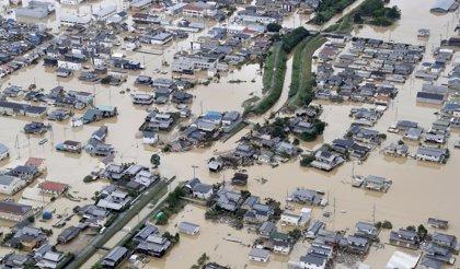 Las lluvias torrenciales en Japón dejan 85 muertos y a más de 1.500 personas completamente incomunicadas