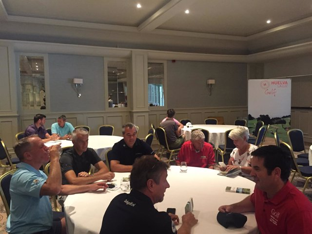 Promoción de turismo de golf entre touroperadores en Irlanda