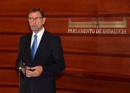 Tres expresidentes del Parlamento y expresidente de la Cámara de Cuentas, testigos esta semana en el juicio de los ERE