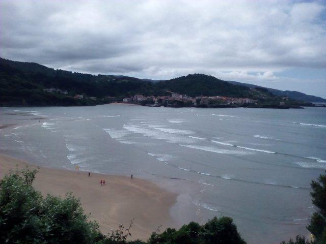 Playa de bizkaia