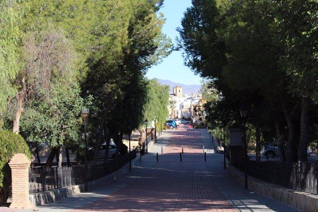 Diputación renovará infraestructuras hídricas en Huércal-Overa.