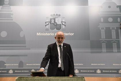 El nuevo director de la Benemérita visita Santander tres días después de su toma de posesión