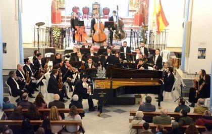 La Orquesta Sinfónica Provincial de Málaga estará presente en la final del Concurso Internacional de Piano de Campillos