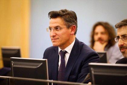 Luis Salvador confirma que no concurrirá a las primarias de Cs para las elecciones andaluzas
