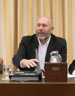 Ricardo Sixto, diputado de IU