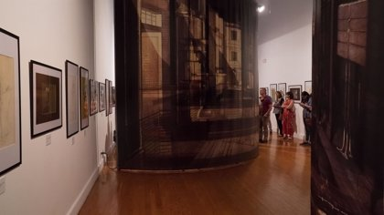 Recorrido de la obra gráfica para teatro y ópera del escenógrafo Simón Suárez en Almagro