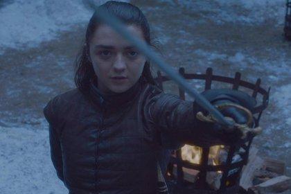 Juego de Tronos: ¿Ha revelado Maisie Williams el 'sangriento' y 'monárquico' destino de Arya?