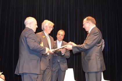 La Fundación Santa María de Albarracín recibe el Premio Internacional 'Terras sem Sombra', en Portugal