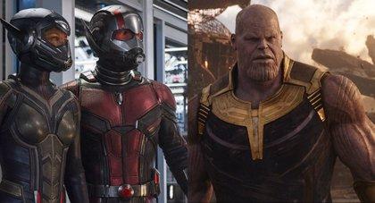 ¿Aparece Thanos en Ant-Man y la Avispa?