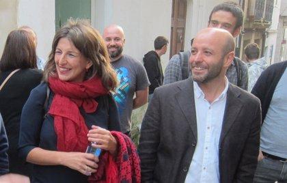 """Yolanda Díaz cree que Villares """"tiene la oportunidad de rectificar los errores cometidos"""" al frente de En Marea"""