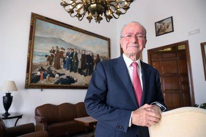 El alcalde de Málaga viaja a Nueva York para participar en el foro sobre desarrollo sostenible de Naciones Unidas