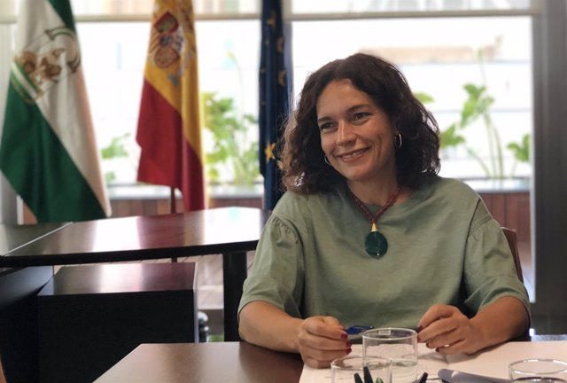 Lina Gálvez, en la entrevista a Europa Press.