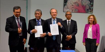 PharmaMar y el Centro de Investigación Oceanográfica de Indonesia harán frente a la lucha contra el cáncer