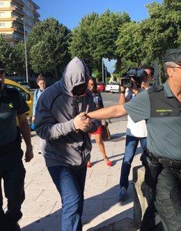 Acusado de delitos de agresión sexual en Lugo