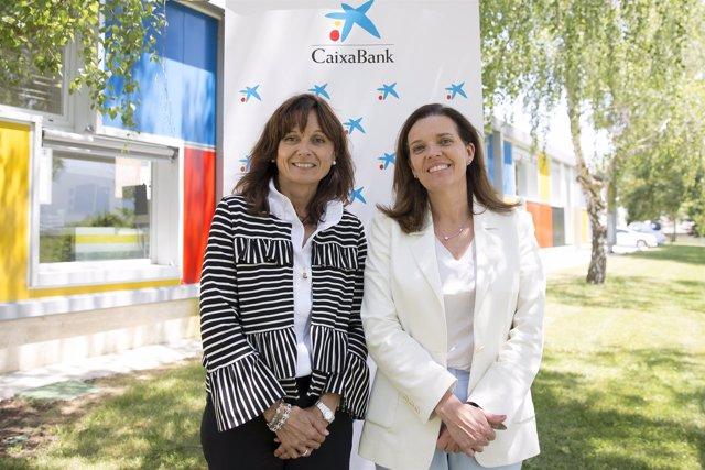 Yolanda Torres y Ana Díez Fontana.
