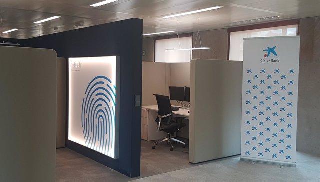 Oficina inTouch de Caixabank
