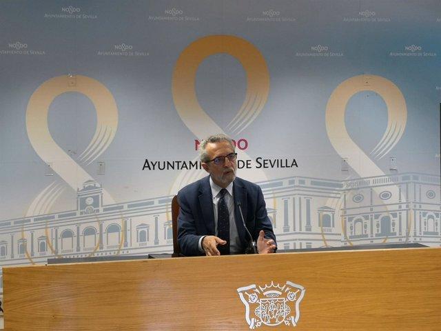 Rueda de Prensa de los programas de verano para menores en Sevilla