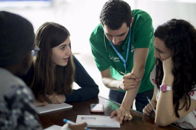 Emprendimiento en las aulas EduCaixa