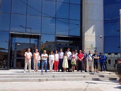 Minuto de silencio en Villalba para condenar el último asesinato de una mujer de 49 años