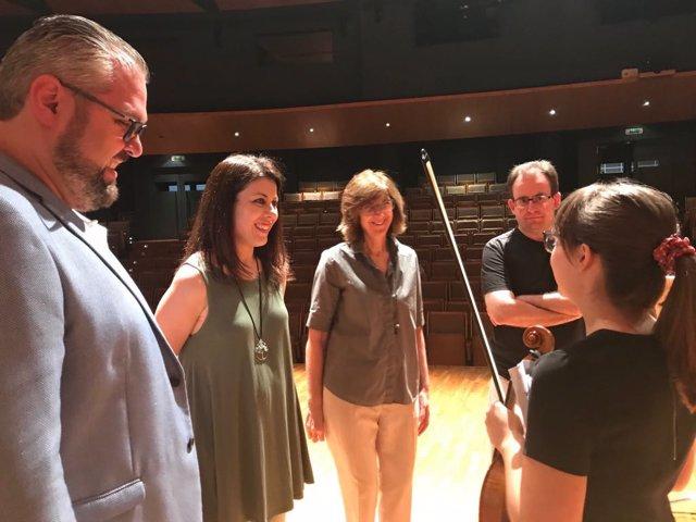 La Orquesta de Jóvenes de la Región de Murcia realiza audiciones