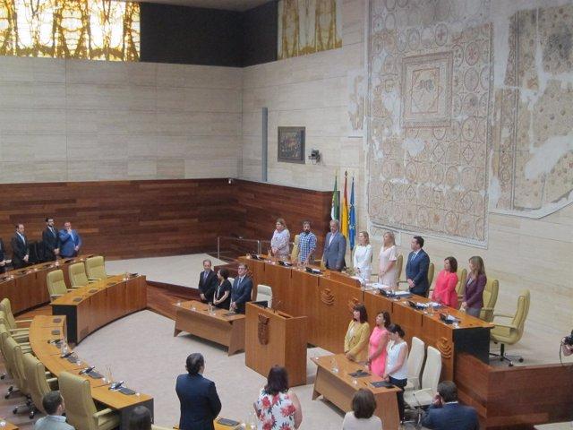 Conmemoración de la Constitución Española y el Estatuto de Autonomía