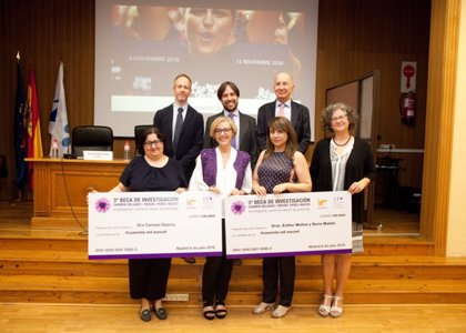 Becas de 80.000 euros para investigar contra el cáncer de páncreas