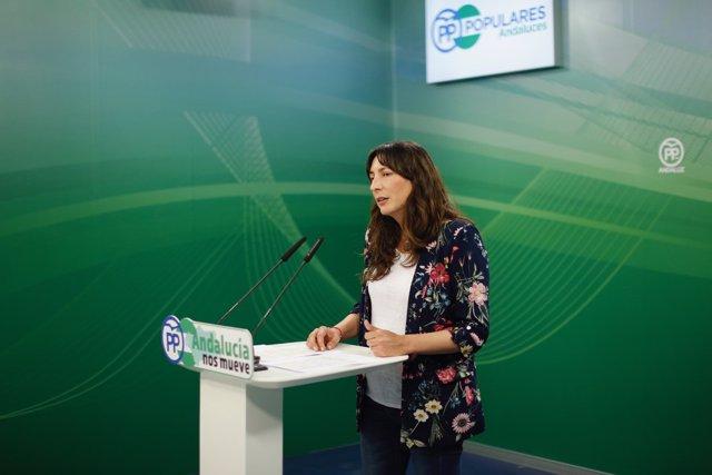 La secretaria genera del PP-A, Loles López
