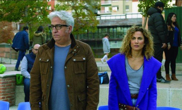 Leo Harlem y Toni Acosta en 'El mejor verano de mi vida'