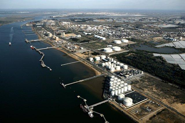La industria aporta 1.600 millones al VAB provincial de Huelva.