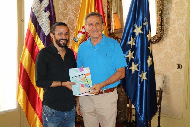 Baltasar Picornell y Serafín Carballo