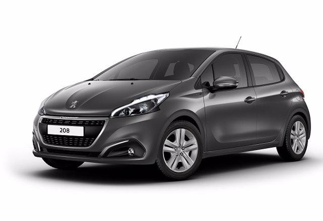 Nueva serie especial Signature del Peugeot 208