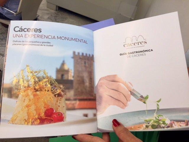 Guía gastronómica de Cáceres