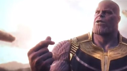 Infinity War: Thanos chasquea los dedos y sigue con su purga en Reddit