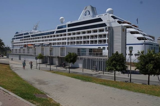 Crucero Sirena