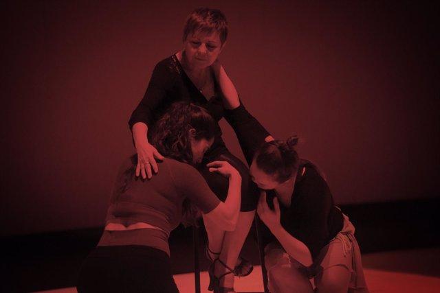 Espectáculo 'Grito Pelao' de Rocío Molina en el festival de Avignon