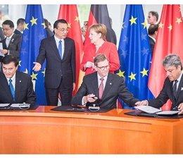Seat rubrica en Berlín su desembarco en China con JAC Volkswagen