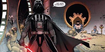 Un cómic de Star Wars revela cómo Darth Vader se infiltró en la Alianza Rebelde