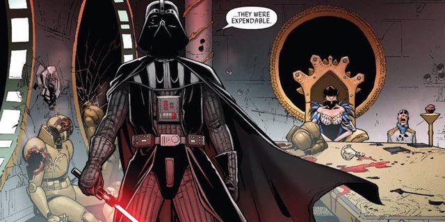 Cómic oficial de Star Wars