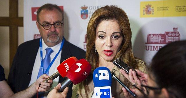 Presidenta Cortes CyL