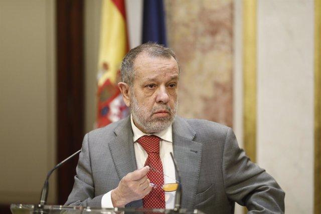 Intervención en el Congreso del Defensor del Pueblo Francisco Fernández Marugán