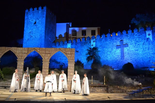 Obra El ültimo Templario de Jerez