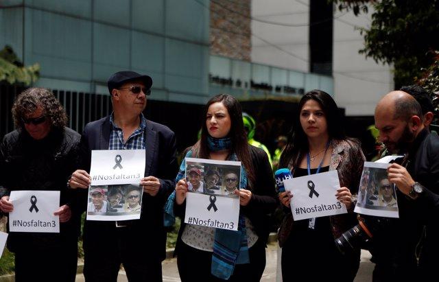 Detienen al disidente de las FARC que custodió a los periodistas ecuatorianos