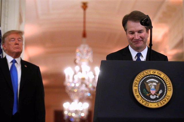 Donald Trump nomina a Brett Kavanaugh nuevo magistrado del Supremo de EEUU