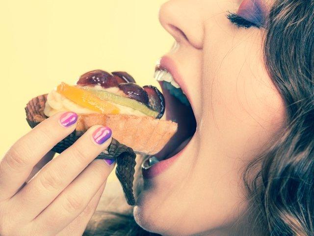 Comer, gula, salud