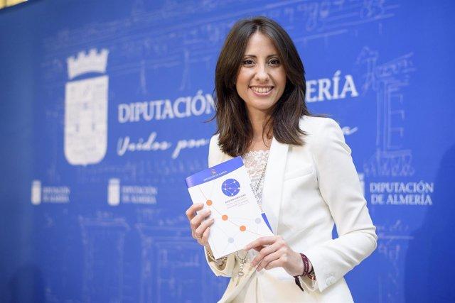 La diputada de Promoción Económica de Almería, Carmen Belén López