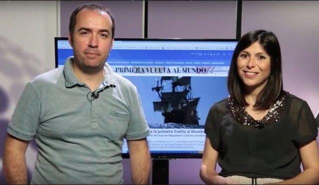 Alumnos de Loyola crean el primer Chatbot de la primera vuelta al mundo