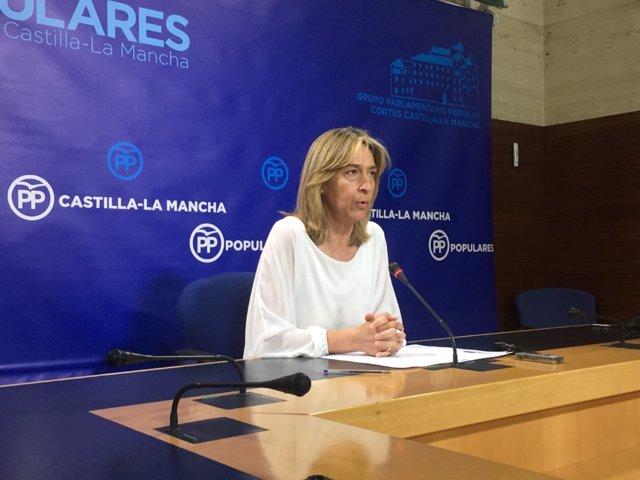 Diputada del PP Ana Guarinos