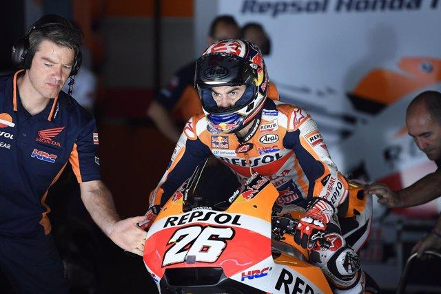 Dani Pedrosa MotoGP Catalunya