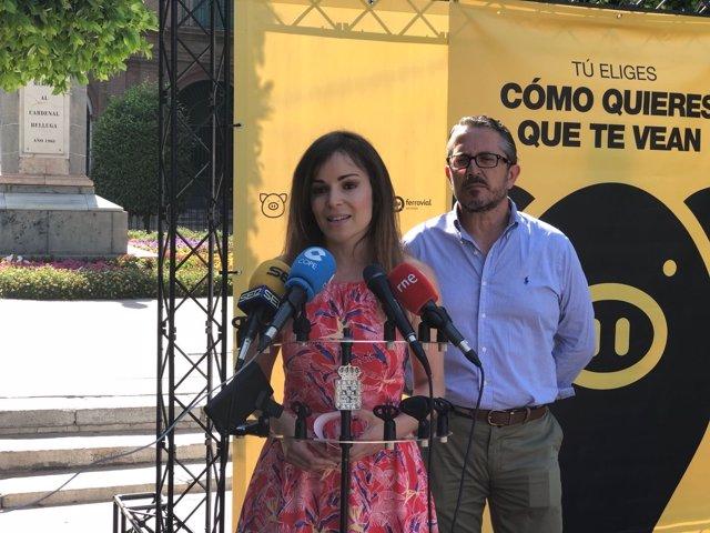 Pérez y Ferrovial presentan  la campaña '¡Tú eliges cómo quieres que te vean!'